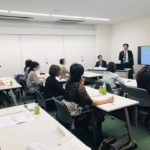 ウーマン起業塾よっかいち2019 特別講義が行われました